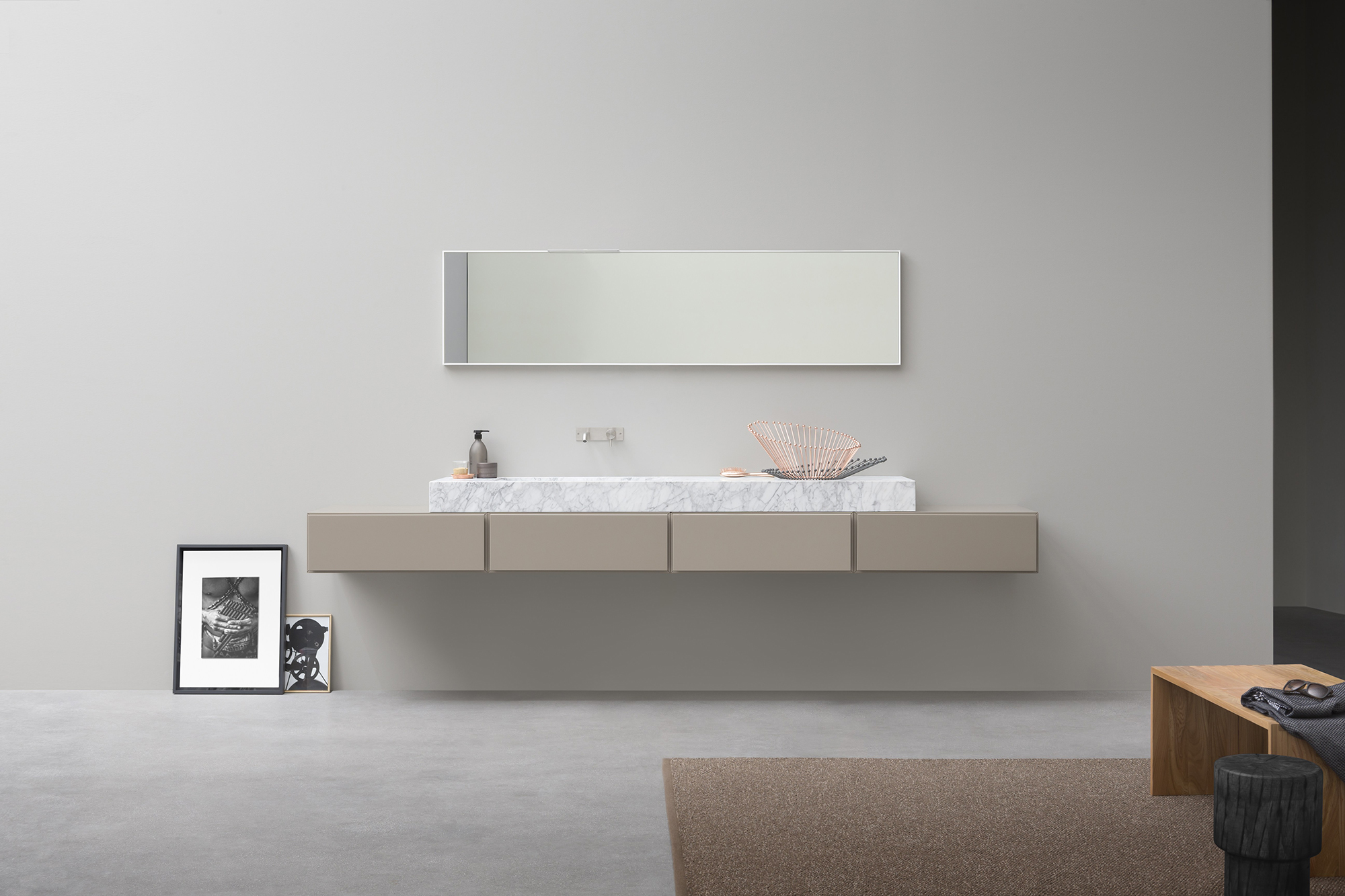 Arredo bagno e contemporary design rexa perugia bazzurri for Arredo e design